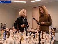 Петербургский меценат передал в дар Валдайскому музею колокольчиков 905 экспонатов