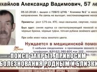 Пропавший из «Азота» мужчина найден мертвым в Чудовском районе