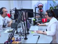 Видео: радио «Комсомольская правда» впервые вышло в прямой федеральный эфир из Великого Новгорода