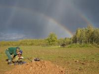 Роман Глебов: Новгородская область лидирует в создании лесных питомников