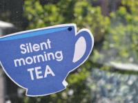 В Боровичах впервые состоялось «тихое утреннее чаепитие»