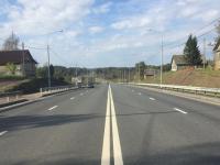 В Новгородской области отремонтировали участок М-10. И уже есть планы на 2019-й...