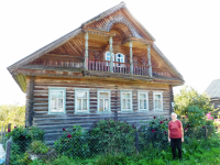 В Новгородском районе нашелся уникальный дом-терем