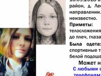 В Новгородском районе более двух недель ищут девочку-подростка