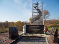 В Старорусском районе открыт воинский мемориал «Павший лист»