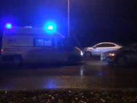 В Великом Новгороде ДТП с пострадавшими: столкнулись два автомобиля
