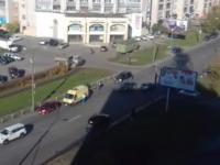 В Великом Новгороде на Большой Московской сбили пешехода