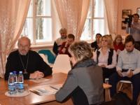 В Великом Новгороде теологи рассказали о том, как найти Человека
