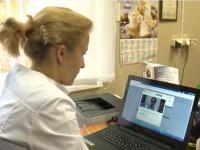 Видео: медицинский телемост связал сегодня Тесово-Нетыльский и Трубичино