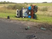 За сутки в Новгородской области в авариях погибли два человека