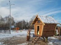 Жители Батецкого района создали сказочный парк и стали еще ближе к спорту