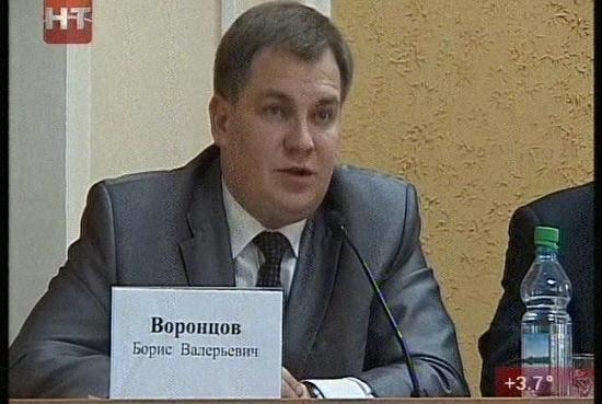 Экс-замгубернатора Новгородской области Борис Воронцов пробудет под стражей до июля