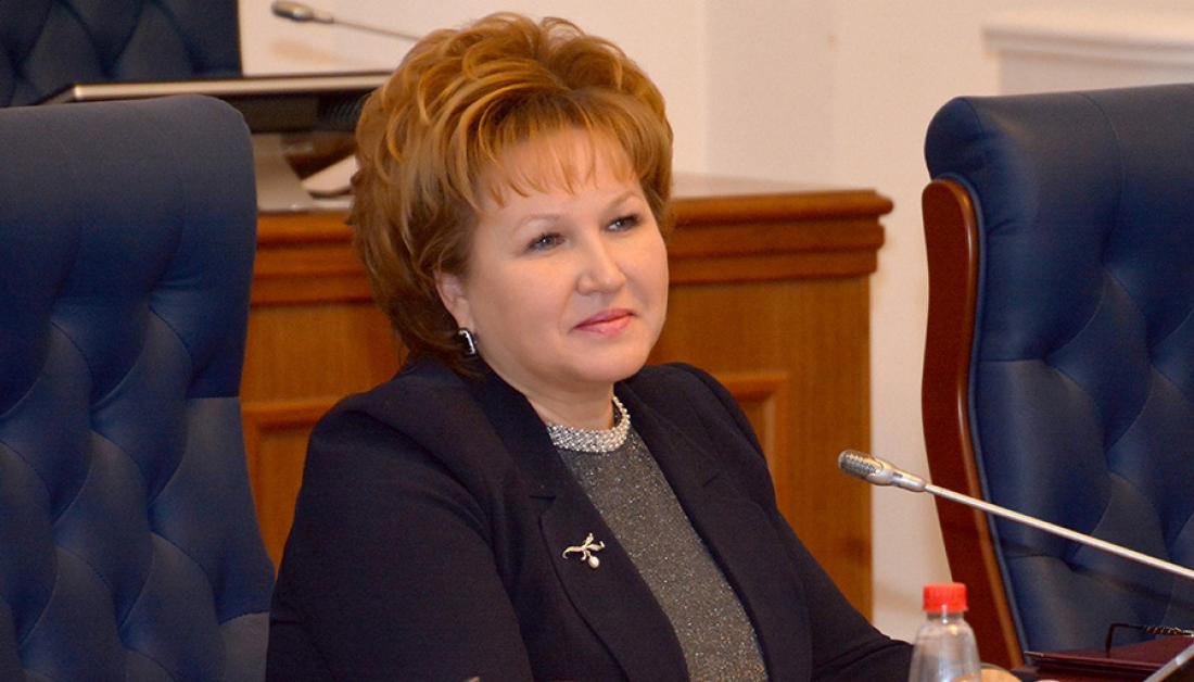 Елена Писарева о лидерах голосования в облдуму и Госдуму: «Очень надеюсь на взаимодействие»