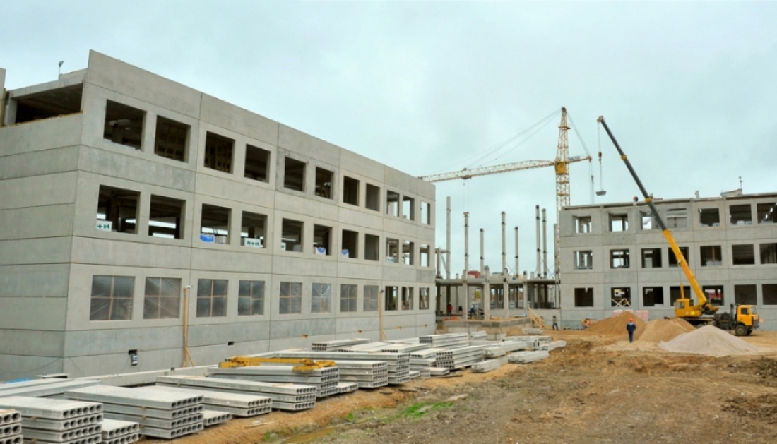 На Торговой стороне Великого Новгорода могут появиться новая школа и два детсада