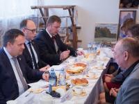 Андрей Никитин обсудил с сольчанами вопросы развития района