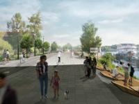 Андрей Никитин: основной этап реконструкции Софийской набережной начнется в 2020 году