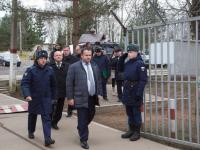 Андрей Никитин убедился в боевой готовности Солецкой войсковой части