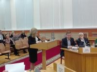Анна Черепанова предложила ввести школьный курс гражданского образования и антикоррупции
