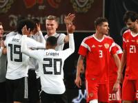 Чего не хватило России в матче против сборной Германии?