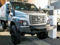 Горьковский автозавод представил внедорожник с новгородским названием