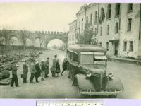 К 75-летию освобождения Новгорода: пленённый и освобождённый город глазами четырёхлетнего Саши Яшина