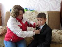 В самарском автосервисе нашли нищего мальчика Алёшу, который работал за еду