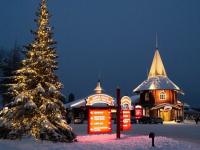 Как всей семьей поехать к Санта-Клаусу в Лапландию