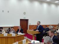 Кандидат Сергей Бусурин готов сформировать в мэрии Великого Новгорода команду профессионалов