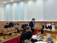 Кандидат в мэры Константин Демидов: «Молодежь должна оставаться в Великом Новгороде»