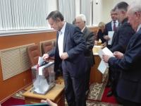 Комиссия определила победителей среди претендентов на должность мэра Великого Новгорода
