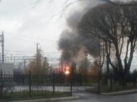 На пепелище многоквартирного дома в Окуловке проверят версию о гибели человека
