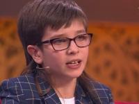 Невероятный мальчик поразил сегодня зрителей программы «Лучше всех»