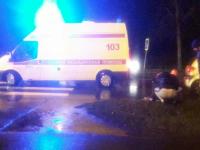 Новгородская полиция расследует обстоятельства ДТП с тремя сбитыми пешеходами