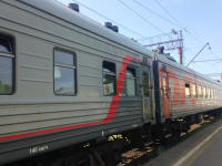 Новгородцы интересуются отменой московского поезда 12 ноября