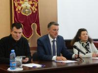 Первое совещание Александра Розбаума в качестве старорусского главы. Каким оно было?