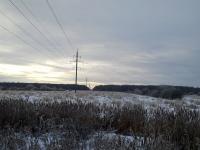 Подача электроэнергии восстановлена во всех районах Новгородской области