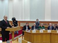 Претендент на кресло мэра Великого Новгорода Алексей Чурсинов поблагодарил Юрия Бобрышева