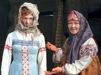 Сказочных персонажей напомнила учёным новгородская берестяная грамота № 1113