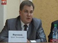 Задержан бывший первый вице-губернатор Новгородской области Борис Воронцов