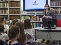 Сорок библиотек Новгородской области приняли участие в Неделе «Живой классики»