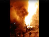 Супруги в Старой Руссе успели выскочить из дома за мгновения до того, как произошел взрыв