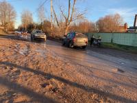 Определен срок ремонта улицы Бетховена в Старой Руссе
