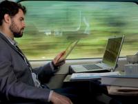 В 2019 году в «Ласточке» Великий Новгород – Санкт-Петербург будет работать бесплатный Wi-Fi