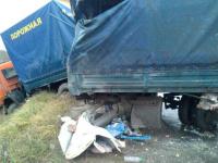 В Окуловке при столкновении с грузовиком погиб молодой водитель «Газели»