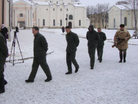 В день 75-летия освобождения Новгорода по его кремлю проведут пленных немцев