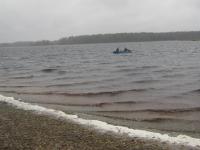 В Хвойнинском районе нашли тело еще одного рыбака из Ленобласти