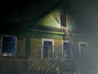 В Новгородской области на пожаре вновь погибли мужчина и женщина