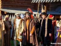 В съемках фильма в Великом Новгороде принимает участие известный российский актер