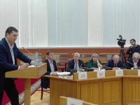 В случае избрания мэром Константин Михайлов обещает построить в Великом Новгороде аэропорт