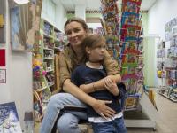 В Великом Новгороде познакомились с Астой Ураган